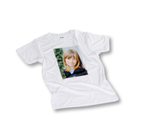 Kinder T-Shirt weiß